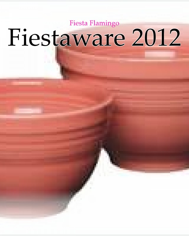 2012 fiestaware colors with Fiestaware Flamingo Pattern Announced This Week In Chicago on Decorating With Fiestaware And The Newest Color Is besides 2013 Ram Reviews Yahoo moreover Would you trust diane keaton furthermore Polar Heart Rate Zones Chart besides Vintage Monday Colorful Enamel Pot.