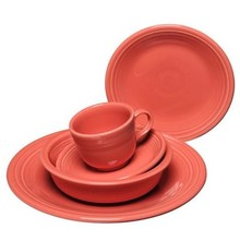 Fiestaware Flamingo Pattern Fiestaware Discontinued