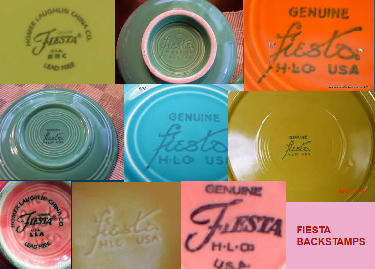 Dating fiestaware colors